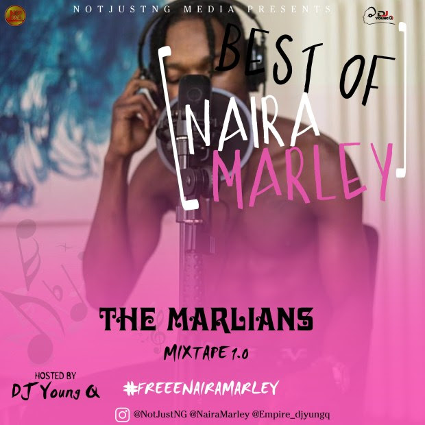 DOWNLOAD MIXTAPE: DJ Young Q – Best Naira Marley (The Marlians Mix