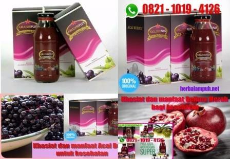 FAQ Seputar Amazon Plus Herbal Ampuh