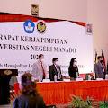 Prof Dei Pimpin Rakerpim Perdana, Bahas Program dan Targetkan Peningkatan Kualitas Kampus Unima