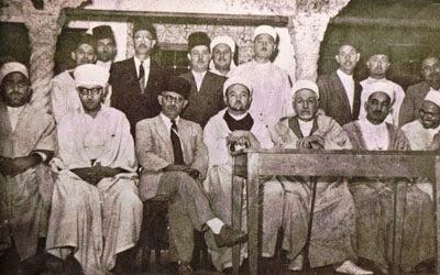 الحركة الوطنية الجزائرية أثناء الحرب العالمية الثانية 1939 -1945