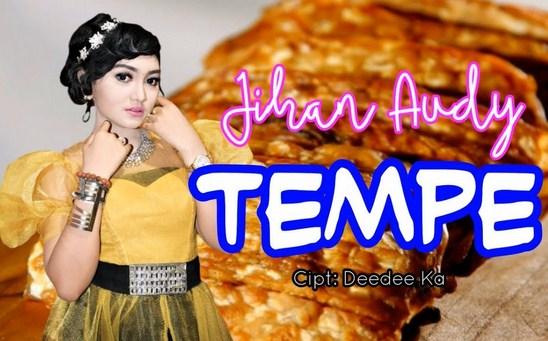 Single Lagu Terbaru Jihan Audy - Tempe mp3 Download Sekarang