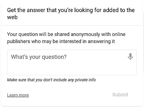 Google Question Hub என்றால் என்ன, அதை தமிழில் எவ்வாறு பயன்படுத்துவது?