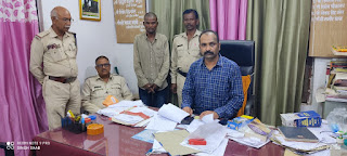 दहेज हत्या का प्रकरण दर्ज, आरोपी पति पुलिस गिरफ्त में