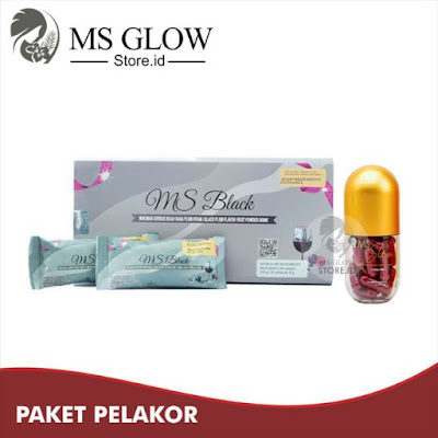 Paket Slim Pelakor yang Terbaru dari www.ms-glow.store