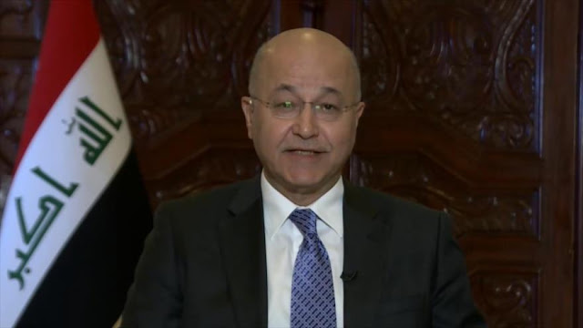 Irak critica la injerencia estadounidense en su país