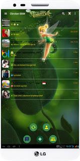 BBM TINKERBEL Green 2.13.0.26