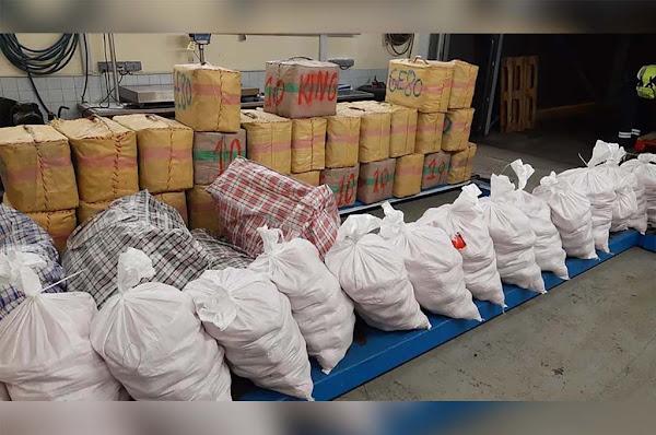 Les douaniers mettent la main sur près de 2,6 tonnes de cannabis en 48 heures