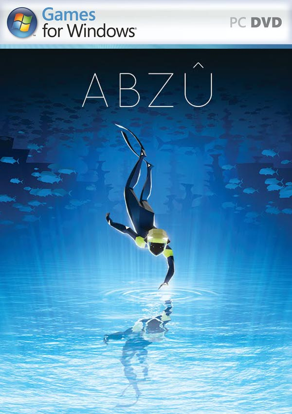 ABZU PC Game Cover Game Maza