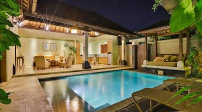 A Paradise At Santi Mandala Resort Bali Villas Indonesia
