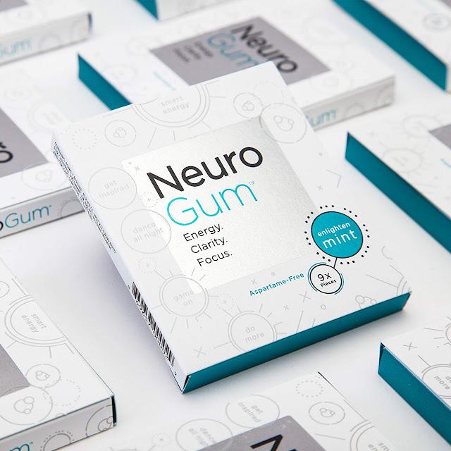A pack of NeuroGum