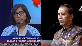 YLBHI Tantang Jokowi Debat Pasal UU Ciptaker, Buktikan Siapa yang Hoaks