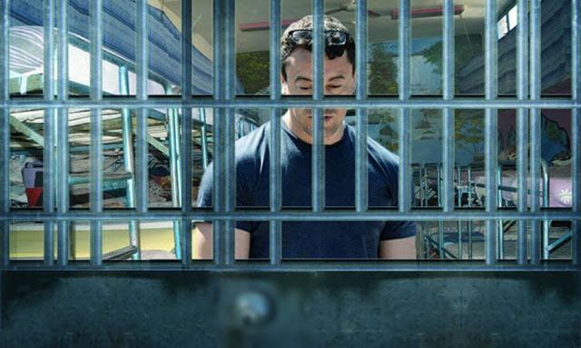 سامي الفهري داخل السجن