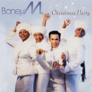 Boney M - White Christmas Lyrics & Audio