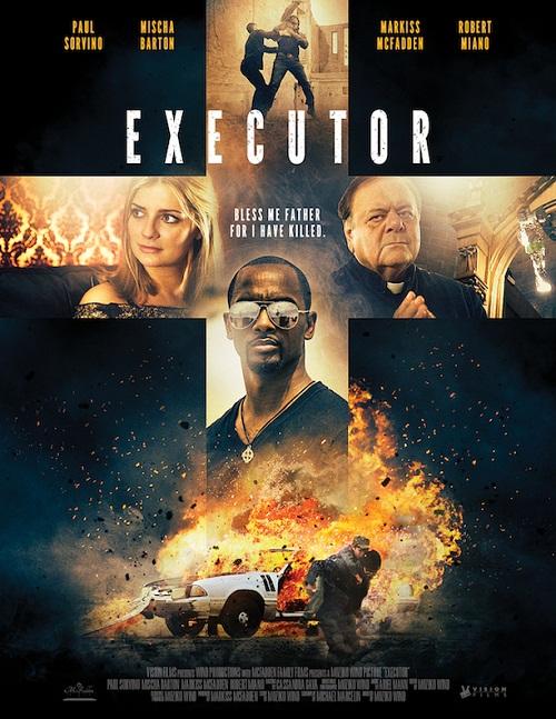 مشاهدة فيلم Executor 2017 مترجم