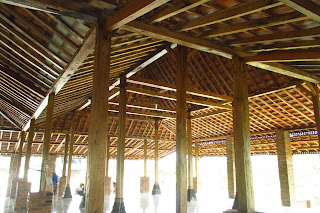 Arsitektur masjid bergaya joglo