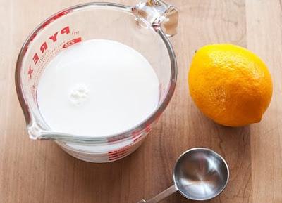 cách làm trắng da đơn giản tại nhà bằng sữa tươi