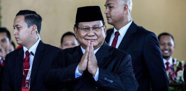 Ngeluh Indonesia Selalu Diganggu Kekuatan Asing, Prabowo Tidak Gambarkan Seorang Kesatria
