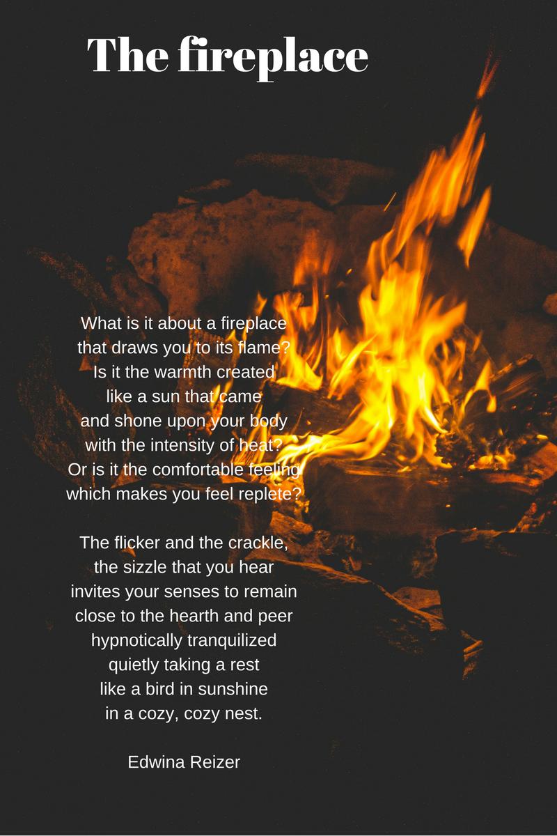 O co que comeu o livro...: A lareira / The Fireplace: a ...