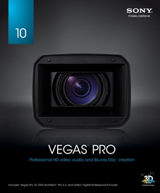 Sony Vegas Pro 10 - PC (Download Completo em Torrent)