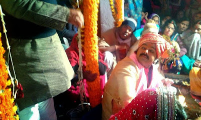 pawan singh and Neelam Singh Marriage