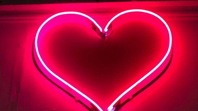 Coração Luz De Neon