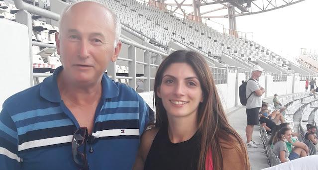 Συγχαρητήρια Μπόλλα στην αθλήτρια από το Ναύπλιο Κωνσταντίνα  Γιαννοπούλου