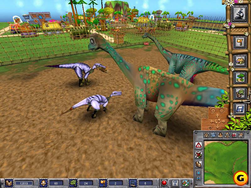 Dino Online Spiele