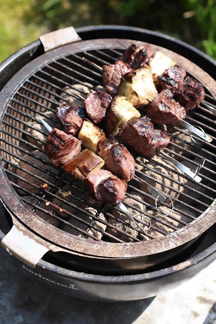 marinade pour viande d'agneau barbecue