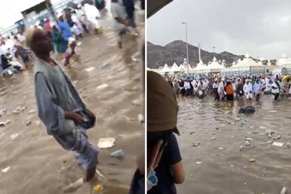 Banjir di Arab Saudi, Kemenag Beri Penjelasan Soal Nasib Jamaah Haji Indonesia dan juga Cerita Lengkap Soal Banjir