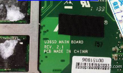 U36SD MAIN BOARD REV 2.1 ASUS U36S Laptop Bios