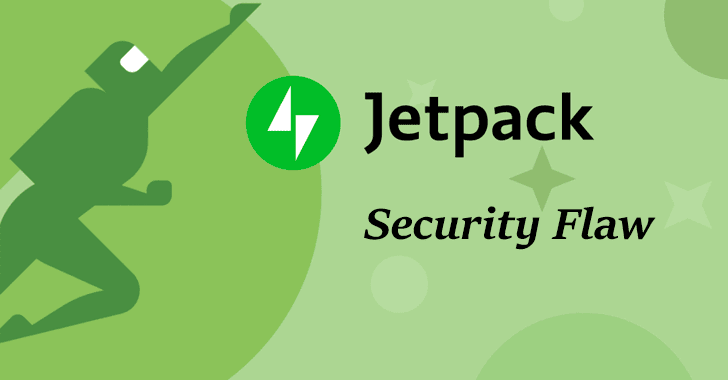 Jetpack Security Flaw