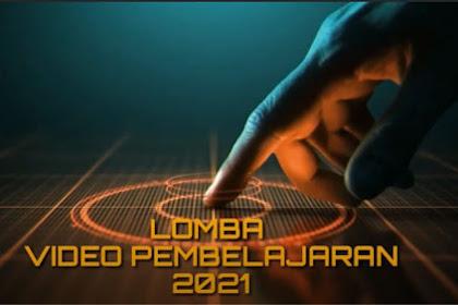 Peserta Lomba Video Pembelajaran PGRI Lumajang Tahun 2021