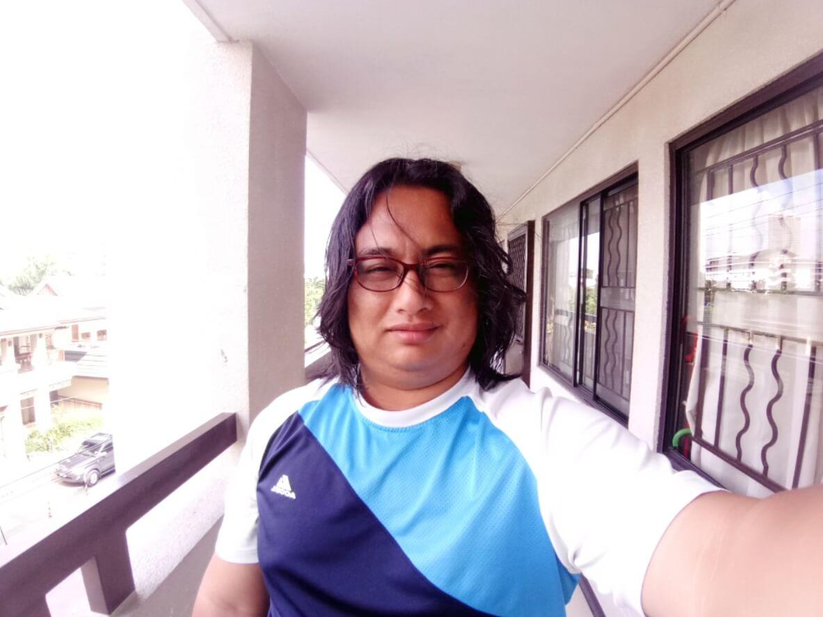 OPPO F3 Camera Sample - Wide Selfie