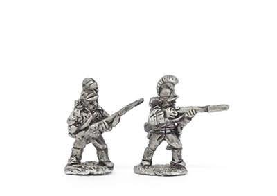 NWU2   Line/fusilier, firing line