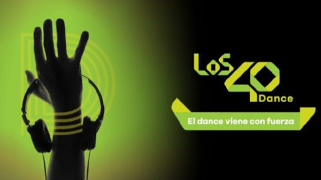 los 40 dance radio