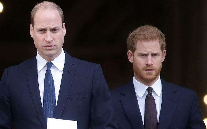 Harry és Vilmos nem állhatnak egymás mellett a temetésen: a királynő kérte erre őket