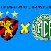 Sport x Chapecoense - Veja Onde Assistir Ao Vivo | Brasileirão Série A | 28/08/2021
