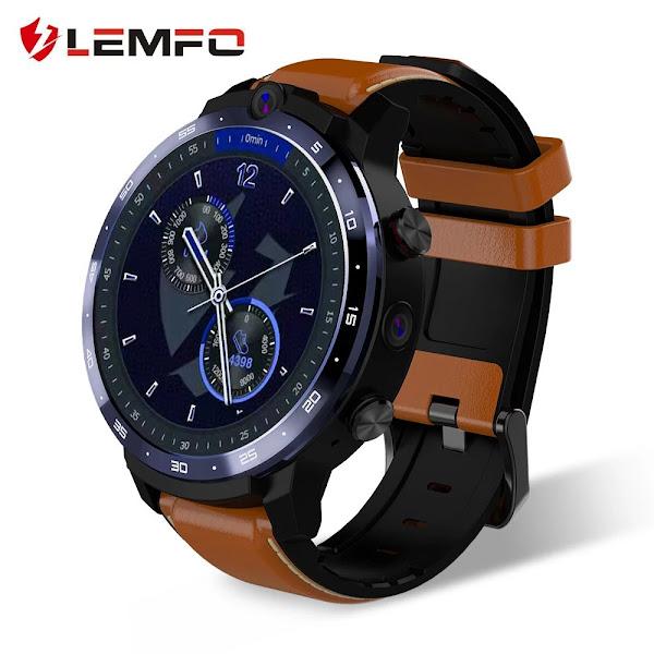 LEMFO LEM12 Pro - Um relógio que serve de telemóvel