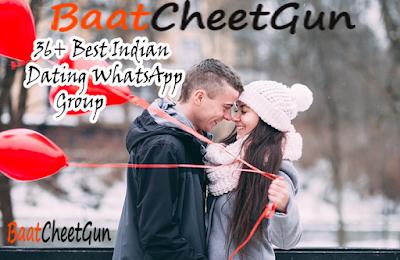 36+ सर्वश्रेष्ठ भारतीय डेटिंग व्हाट्सएप ग्रुप लिंक | डेटिंग WhatsApp समूह 2019 | भारतीय WhatsApp डेटिंग ग्रुप लिंक