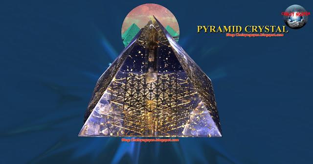 Pyramid Crystal | Kim Tự Tháp