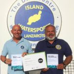 Iain and Georg of Island Watersports