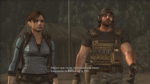 La historia de Resident Evil Revelations