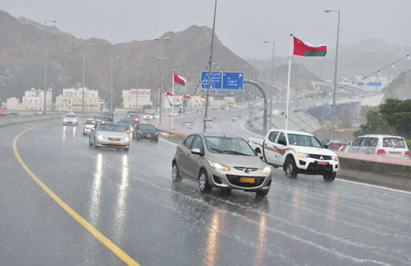 NCM issues weather warning in oman, Muscat, News, Rain, Report, Gulf, Oman, World