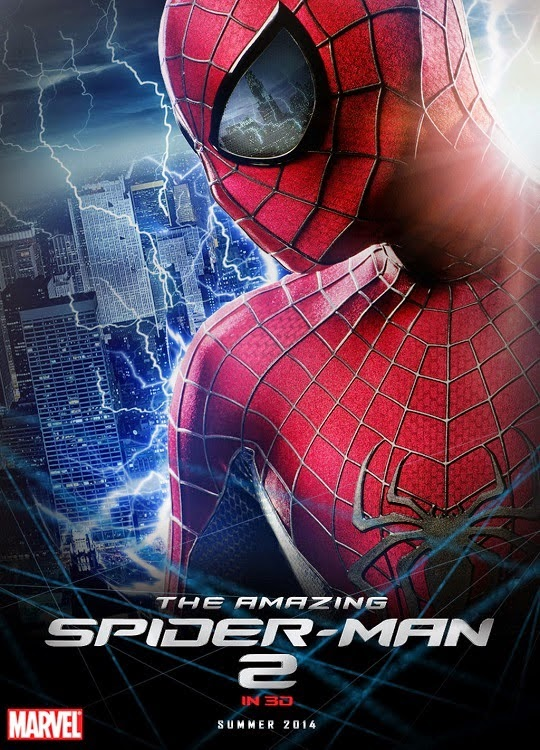 The Amazing Spider-Man 2 2014 ταινιες online seires xrysoi greek subs
