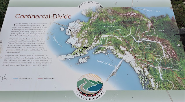 information on Continental Divide