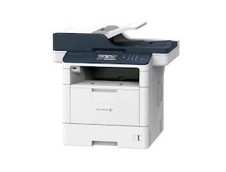 Fuji Xerox DocuPrint M375 z Driver Download And Review