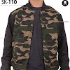 fashion cowok fashioncowok Army Jacket