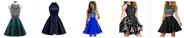 Popular Homecoming Dresses 2017