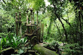 Las Pozas, Jardín del Edén de Edward James en México