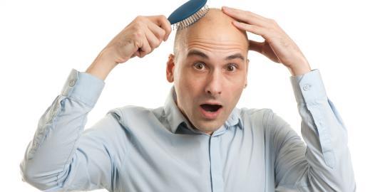 Hair Bald, Hair Growth,